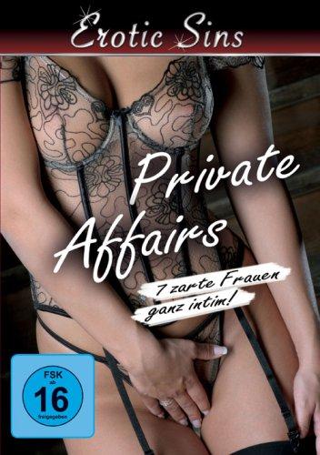 Preisvergleich Produktbild Erotic Sins - Private Affairs