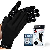 Dr. Arthritis – Lange Arthritis Kompressions-Handschuhe mit Kupfer verstärkt (Paar) und von Ärzten verfasstes... preisvergleich bei billige-tabletten.eu