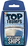 World Famous Ships Top Trumps Card Game