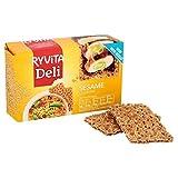 Ryvita Brot knusprig mit Semi-Sesam 250g (Packung von 6)