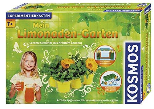 Preisvergleich Produktbild Kosmos 631710 - Mein Limonaden-Garten, Pflanz-Set