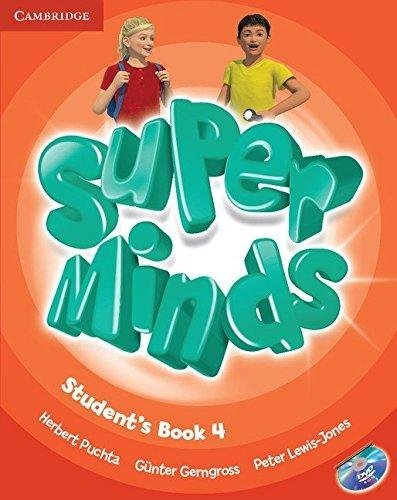 Super Minds. Level 4