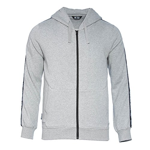 UNFAIR ATHLETICS Herren Oberteile / Hoody Taped Grau