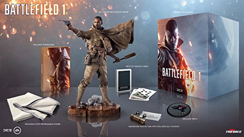 Battlefield 1 - Collector's Editon (Game NOT INCLUDED)