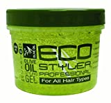 Eco Styler Huile d'Olive Gel pour Cheveux 354 ml