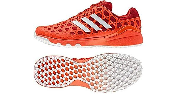 Adidas Adizero Red Hockey Shoes-US 8: Amazon.in: Sports, Fitness ...