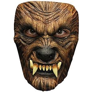 Générique AEC-mahal648-Máscara Lobo látex Adulto
