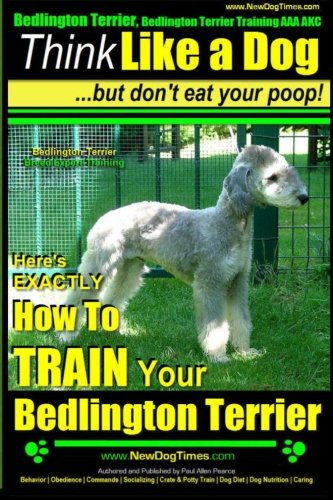 Bedlington Terrier, Bedlington Terrier Training AAA AKC: |Think Like a Dog ~ But Don't Eat Your Poop! | Bedlington…