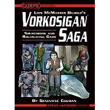 Gurps Vorkosigan Saga Sourcebook and Roleplaying Game