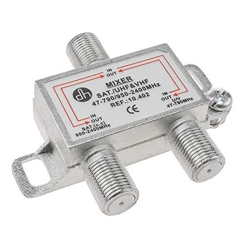 Cablematic Diplexer Mischer und TV/SAT Sat-tv-combiner