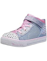 9fdf8e0c9e0 Amazon.es  Skechers - 26   Zapatillas   Zapatos para niña  Zapatos y ...