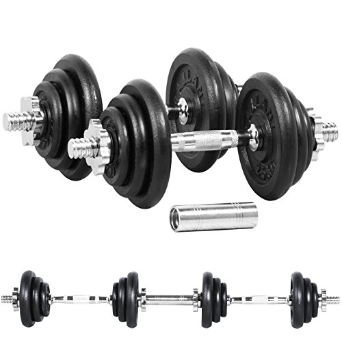 Gallant 20kg Adjustable Dumbbell Set