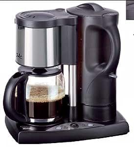 jata duo ch524 kaffeemaschine mit wasserkocher. Black Bedroom Furniture Sets. Home Design Ideas