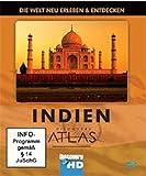 Discovery HD Atlas: Indien [Blu-ray]