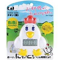 Timer carattere Pollo DX-5082 (Giappone import / Il pacchetto e il manuale sono scritte in giapponese)