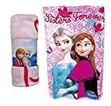 Disney Frozen Sisters Forever Fleecedecke Sister Forever