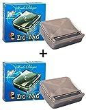 ZIG-ZAG® Rolling Box / 2er (Rollbox, Wickler, Drehmaschine)
