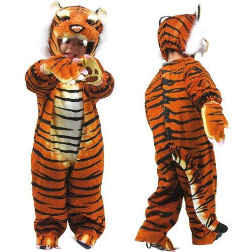 Legler Kinder Fasching Karneval Kostüm Tiger braun (Tiger Kostüm)
