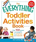 The Everything Toddler Activities Book: Over 400 games - Best Reviews Guide