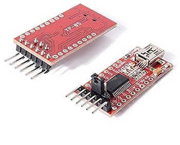 Gaoxing Tech. 5pcs Ft232rl Ftdi Usb Zum Ttl Seriellen Adapter 3.3v 5.5v Modul Mini Port Für Arduino Mini Port 3