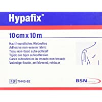 BSN Hypafix Wide-area Dressing Fixation, Roll of Tape, 10cm x 10m