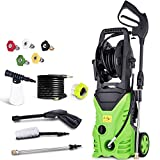 Best Electric Pressure Washers - COOCHEER SVX4500 High Pressure Power Washer 3000 PSI Review