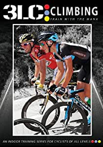 3LC: Climbing featuring 2012 Olympic Gold Medalist Pete Kennaugh - Indoor Cycling / Turbo Training DVD / Fitness & Workout Video / Ideal Gift