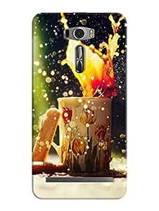 Back Cover for Asus Zenfone 2 Laser ZE601KL