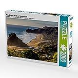 Piha Beach - Nordinsel Neuseeland 2000 Teile Puzzle quer