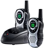 Binatone Latitude 150 Twin Walkie Talkie - Black/Silver