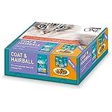 ONE Coat und Hairball Katzenfutter Vorteilsbox, 175 kg