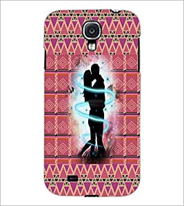 PrintDhaba Love D-6007 Back Case Cover for SAMSUNG GALAXY MEGA 6.3 (Multi-Coloured)