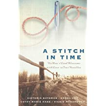 A Stitch in Time: No Man's Land Blossoms with Love in Four Novellas