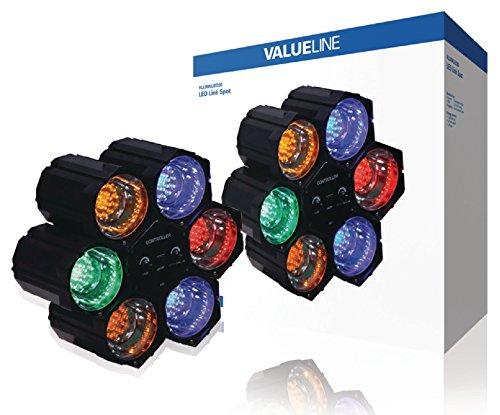 Valueline luci Psichedeliche, 6lampadine vllin kled20