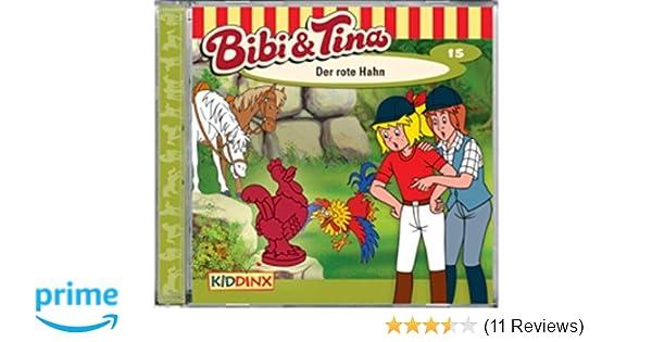 Roter Hahn Kunst folge 15 der rote hahn bibi tina amazon de musik