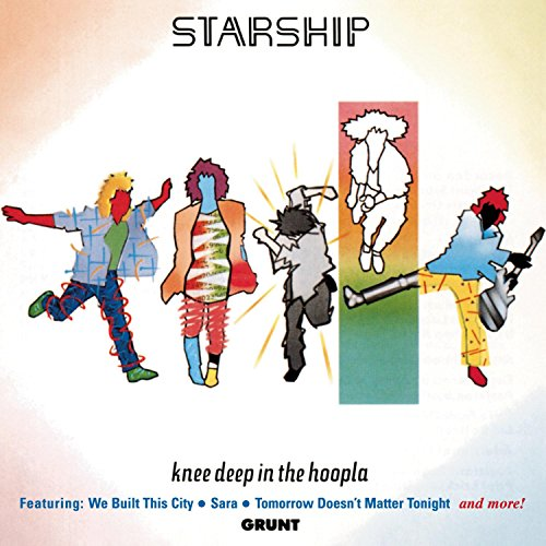 Starship: Knee Deep in the Hoopla (Audio CD)