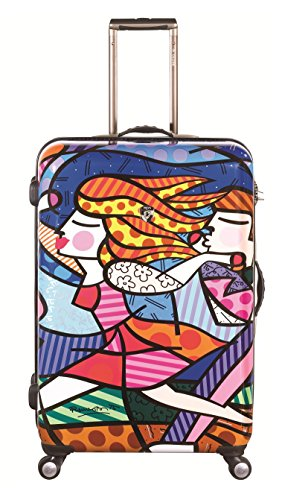 Heys – Artiste Britto Love Blossom Chariot 4 roues Grand
