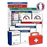 Pack affichages obligatoires, registres, convention collective. Conformité entreprise 2019 : Crédit mutuel est...