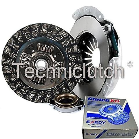 EXEDY 3 PART CLUTCH KIT 8944819407303