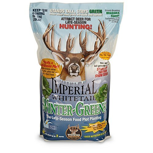 Whitetail Institute 12lb. Bag Imperial Whitetail Winter-Greens by Whitetail Institute -
