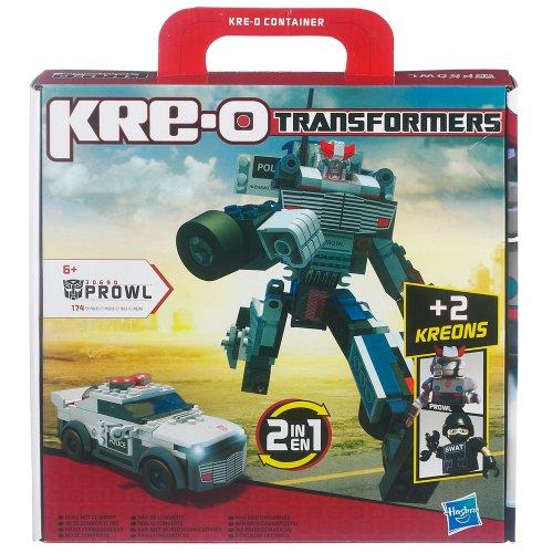 Preisvergleich Produktbild Hasbro - KRE-O 30690148 - Transformers Prowl Bauset