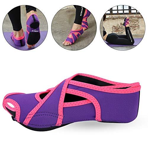 Zapatillas de yoga Tbest (3 colores) por 13,99€ con el #código: N4U4RPHQ