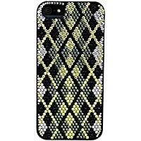 Diamond Cover Secret Shadow Swarovski Elements Hülle für Apple iPhone 6 schwarz