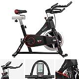 We R Sorts Indoor Studio Cycle Exercise Spin Bike Fitness Cardio Indoor Aerobic Spinning Bike Machine S1000R