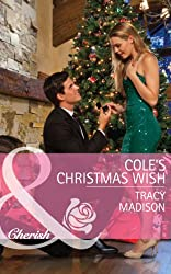 Cole's Christmas Wish (Mills & Boon Cherish) (The Colorado Fosters, Book 1)
