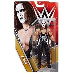 WWE Serie Basic 68.5 Action Figure - Sting ' Wrestlemania 31' Abito