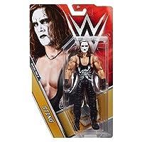 WWE Serie Basic 68.5 Action Figure - Sting ' Wrestlemania 31' Abito - Nuovissimi in scatola