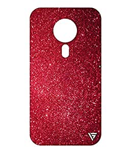 Vogueshell Sparkle Pattern Printed Symmetry PRO Series Hard Back Case for Meizu M3 Note