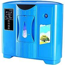 HUKOER Purificador de Aire de Uso doméstico Concentrador de oxígeno portátil Generador de oxígeno Flujo de