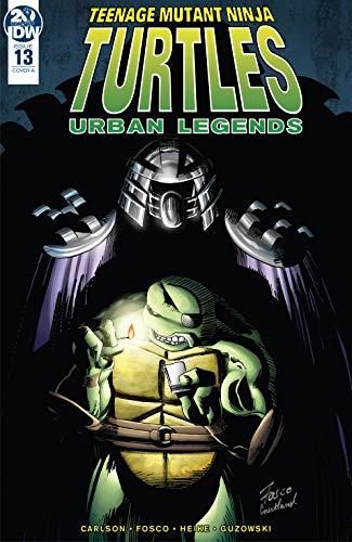 Teenage Mutant Ninja Turtles: Urban Legends #13 (English ...